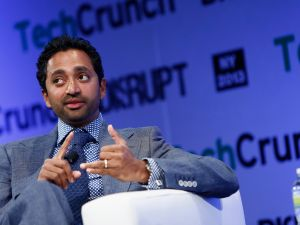 Chamath Palihapitiya helped grow Facebook's user base by 150-fold.