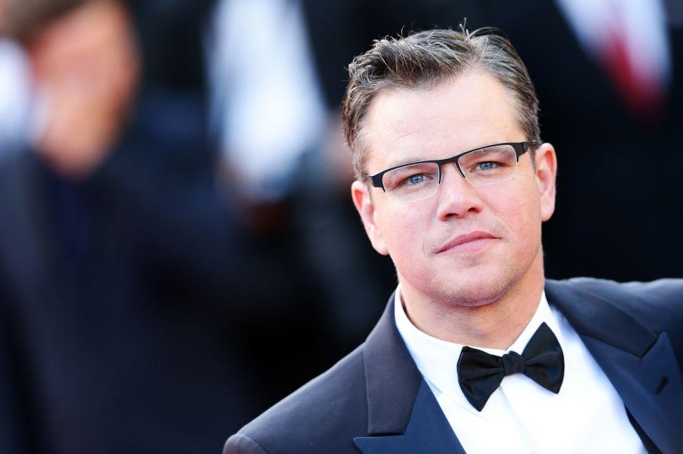 Matt Damon Opens Up About Harvey Weinstein, Louis C.K. and Sexual Harassment