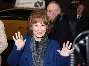 Joy Behar's Upper West Side apartment is already in contract.