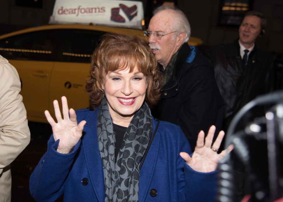 Joy Behar's Upper West Side Apartment Is Already In Contract