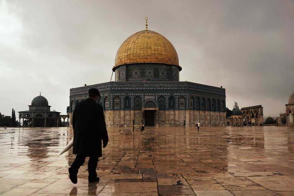 Few in the Arab World Care About Jerusalem