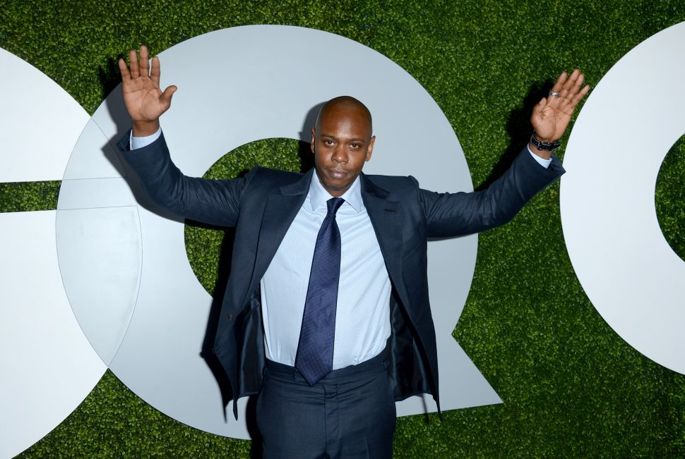 Dave Chappelle Targets Trump Supporters in New Netflix Stand-Up Special