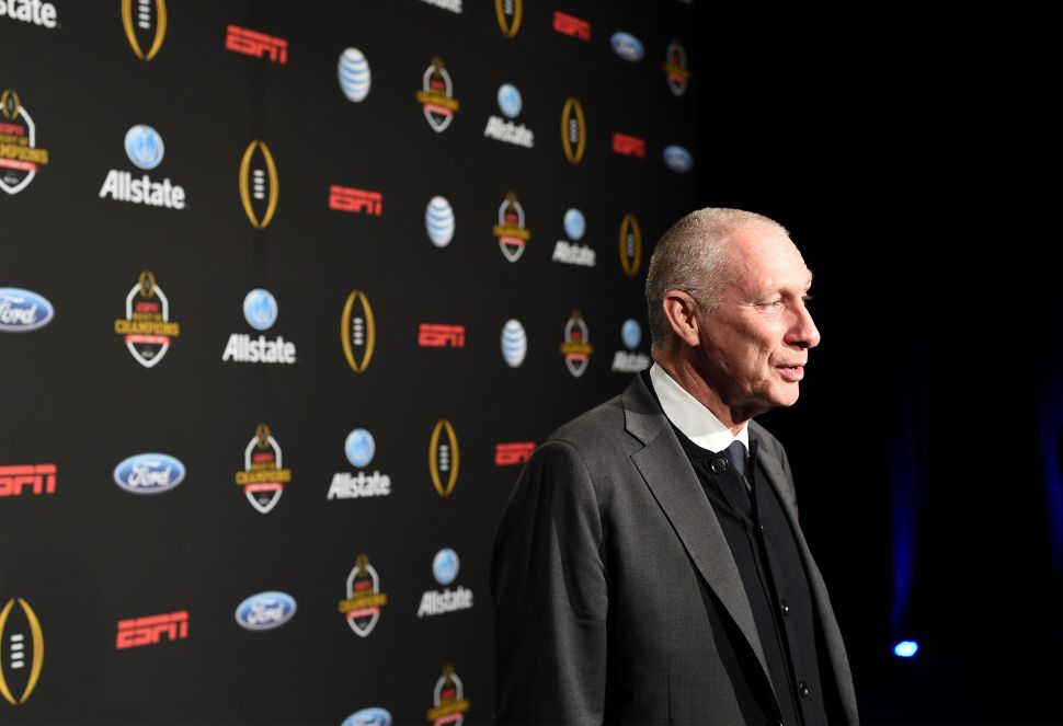 ESPN President John Skipper Announces Resignation