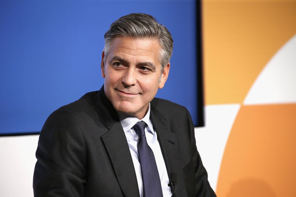 George Clooney Gave 14 Friends $1 Million Each According to One Lucky Recipient