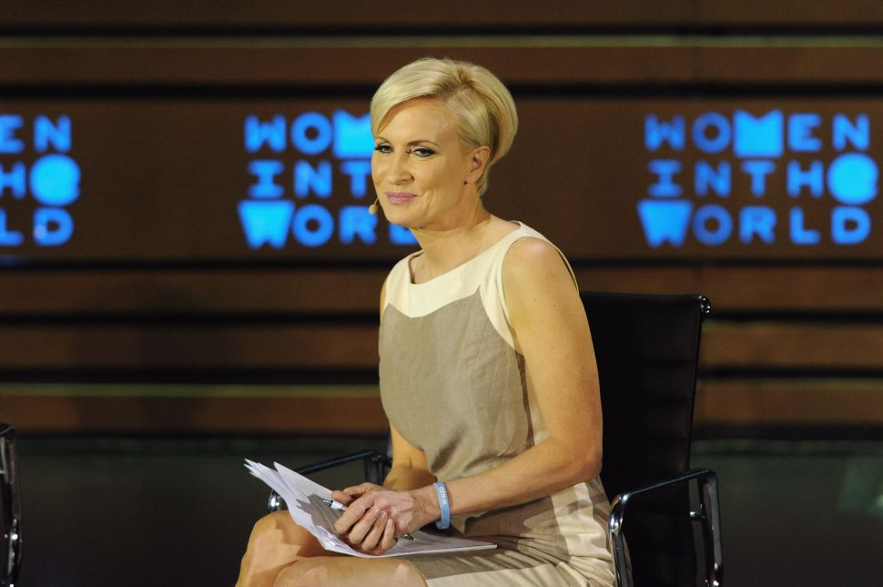 'Morning Joe' Co-Host Unsure 'If All Women Need to Be Believed' in #MeToo Campaign