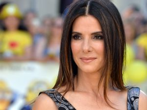 Sandra Bullock listed one of her two apartments at Sierra Towers as a rental.