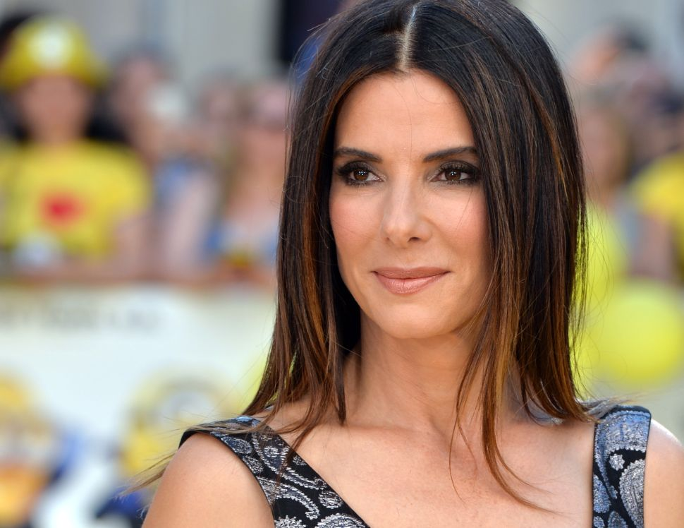 Sandra Bullock Could Be Your Landlord in the New Year