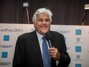 Jay Leno bought a $13.5 million mansion in Newport, Rhode Island.