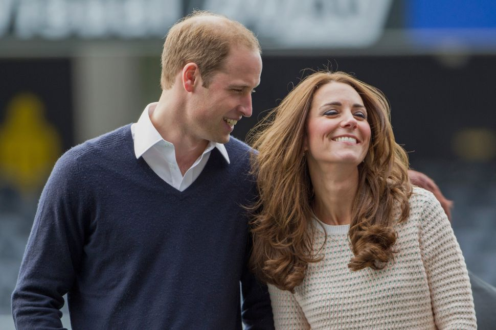 Will Kate Middleton and Prince William Start Showing PDA?