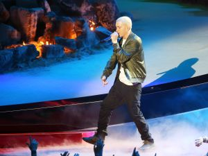 Eminem Revivial Sales Donald Trump