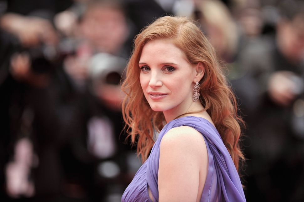 Jessica Chastain Thought Her Career Might Be Over After Slamming Sexual Harassers