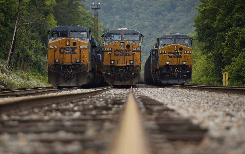 CSX CEO Hunter Harrison Dies of Sudden Medical Complications, Age 73