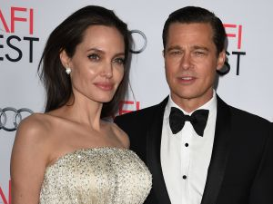 Angelina Jolie and Brad Pitt's former home is for sale.