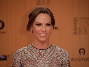 Hilary Swank sold the house in 2008.