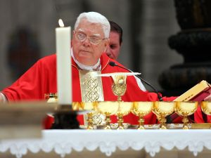 Cardinal Law Cause of Death