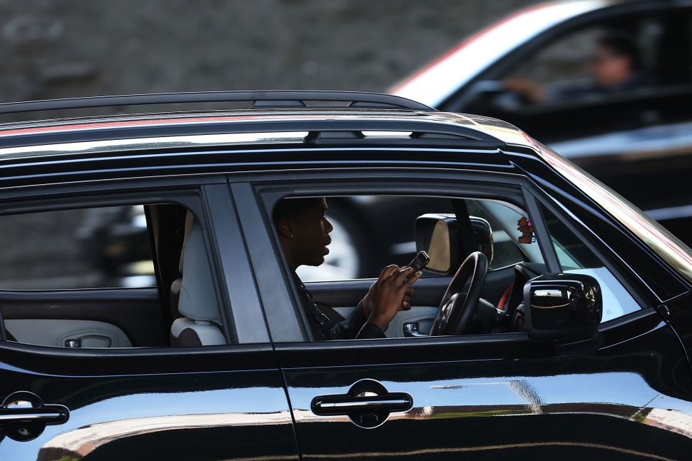 NJ Drivers Could Soon See Increased Penalties for Distracted Driving