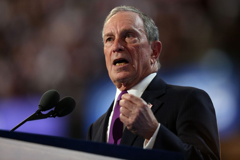 Michael Bloomberg Calls Tax Bill a 'Blunder'—Here's Why