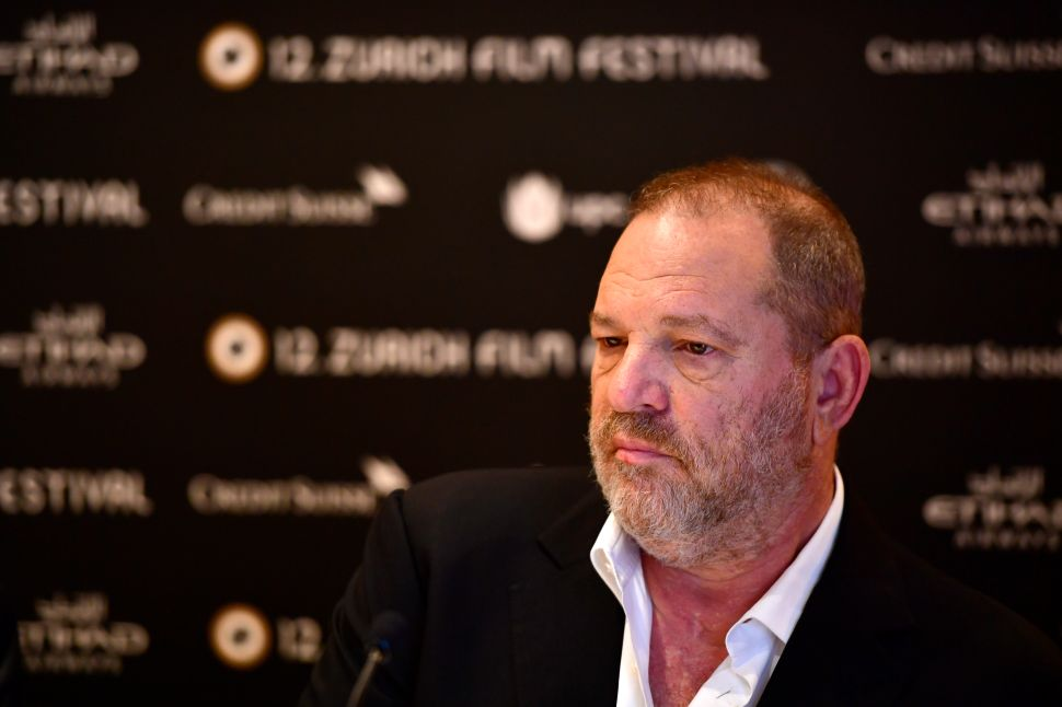 Harvey Weinstein Tried to Squeeze Netflix for $25M in 'Hush Money' Before Downfall