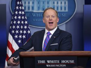Sean Spicer Book Details