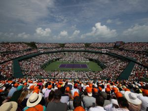Plan ahead for a day at the Miami Open in Key Biscayne.