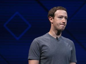 Facebook began testing the idea in April and expanded the scope of application in August after noticing a positive effect. Justin Sullivan/Getty Images)