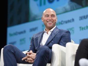 Derek Jeter is reportedly renting a condo, with an option to buy, in Coconut Grove.