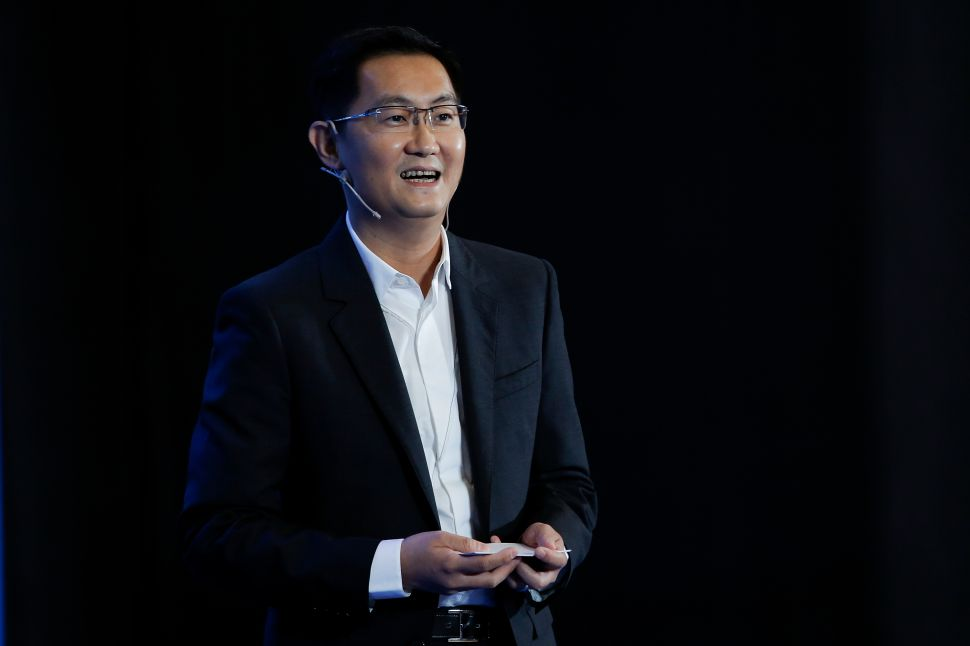 Tencent CEO Pony Ma's Goal Is the Opposite of a Monopoly
