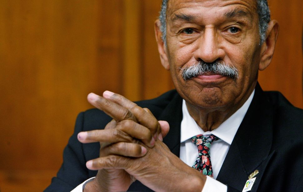 Does John Conyers Know Who Murdered Chandra Levy?