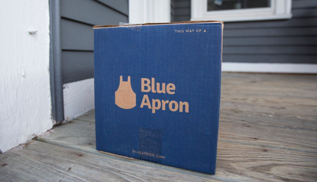 Blue Apron hopes a new leader can reverse its decline.