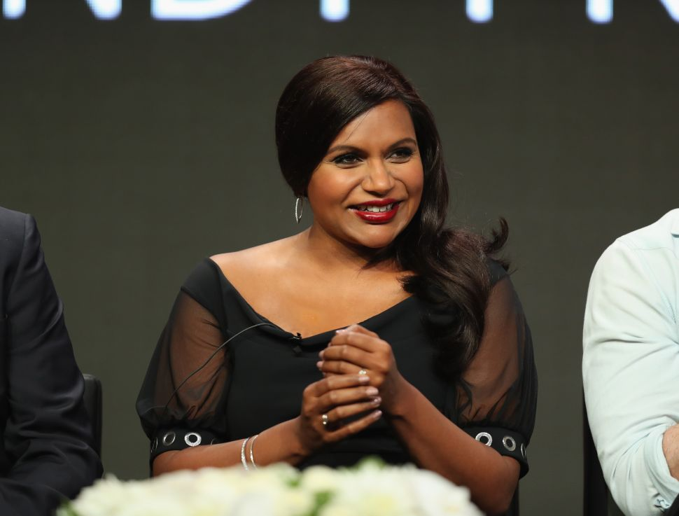 Mindy Kaling Gave Birth to a Daughter Named Katherine on Friday