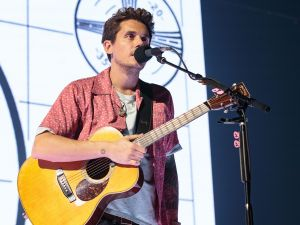 John Mayer's former New York apartment could be yours.