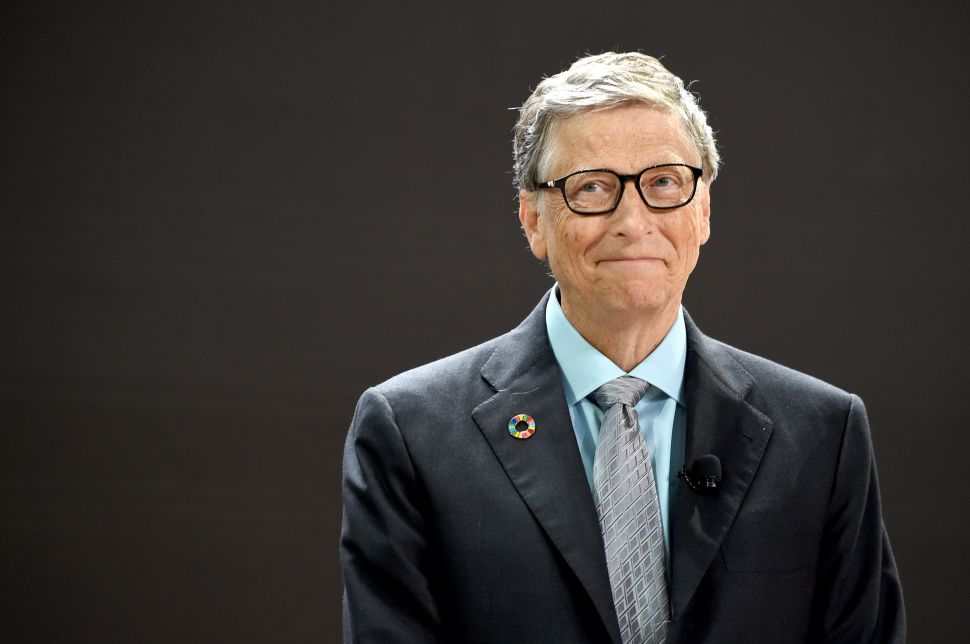 8 Books Bill Gates Read and Loved in 2017