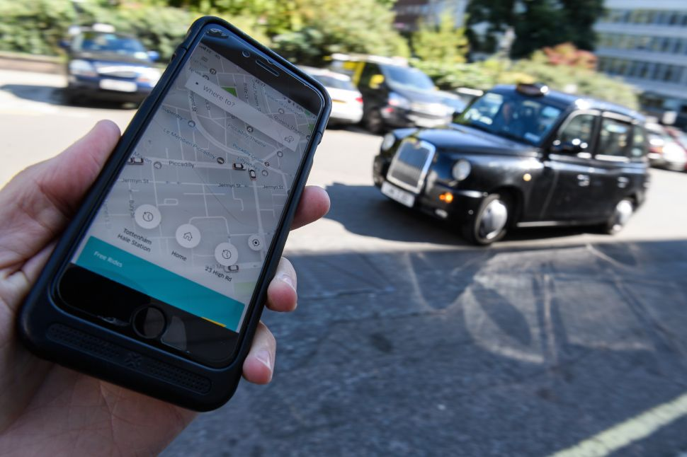 EU's Uber Ruling Shows Europe Is Resistant to Change