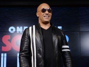 Vin Diesel Top Grossing Actor Box Office