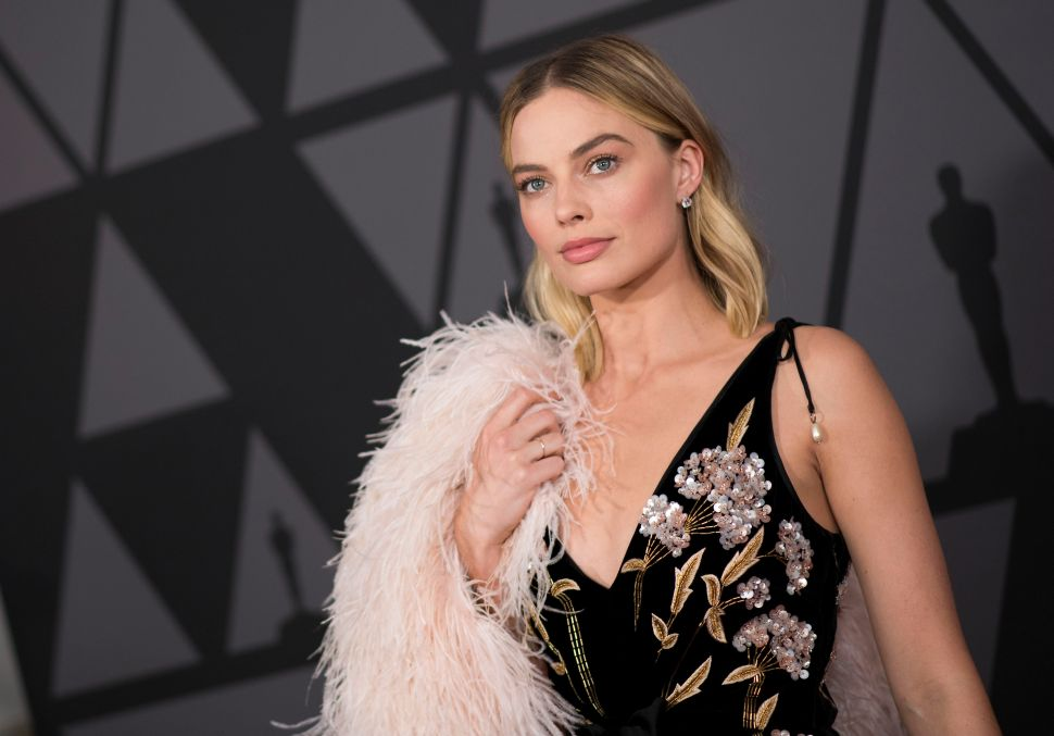 Margot Robbie Joins Christian Bale in David O. Russell's New Film