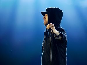 Eminem Slams Donald Trump 'Like Home' Listen