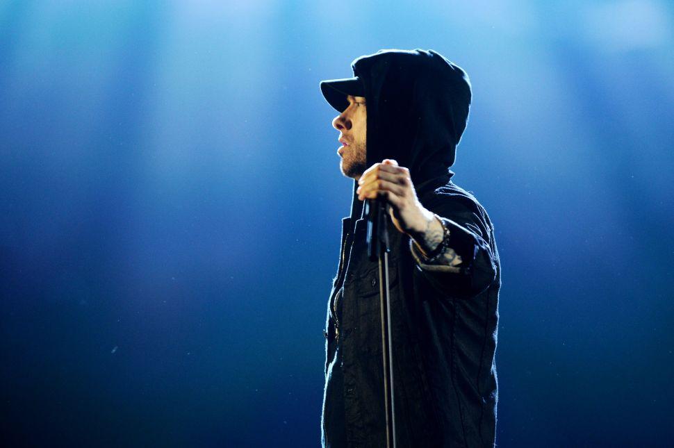 Eminem Keeps Attacking Donald Trump