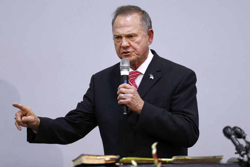 Is Roy Moore Going to Fight Jimmy Kimmel?