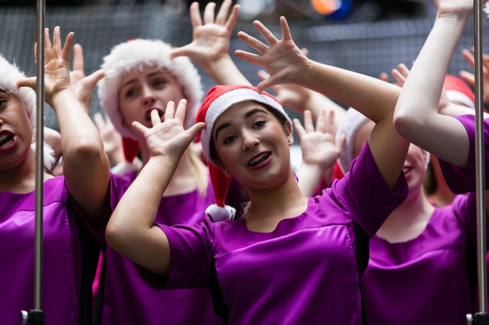 Science and Music Combine to Create the Happiest Christmas Song Ever