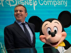 Robert Iger, President and CEO, The Walt Disney Company