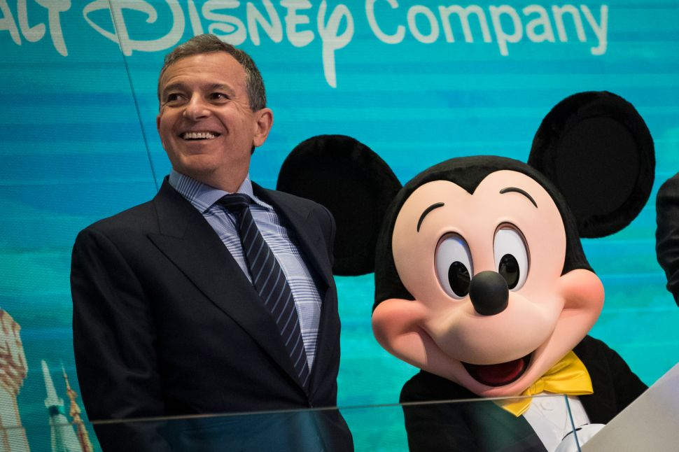 Disney-Fox Deal Will Bring 7 Women Execs to the All-Male 'Mouse House'