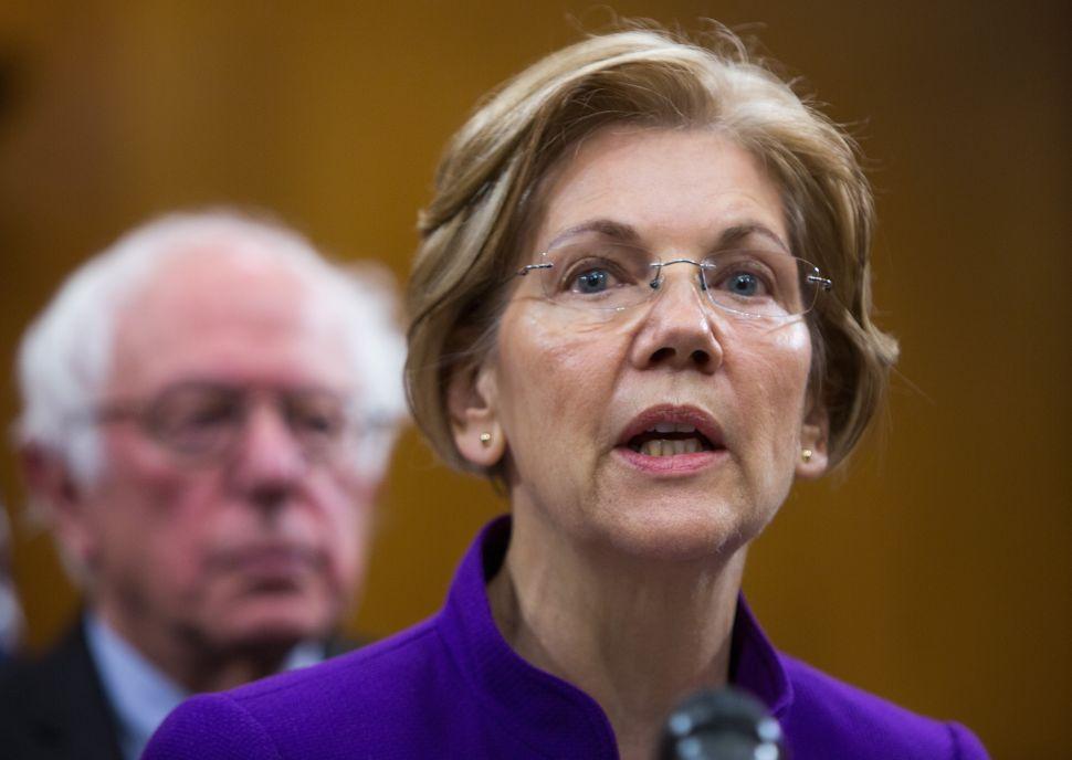 Elizabeth Warren's Plan to Make Credit Freezes Free Verges Nonsensical