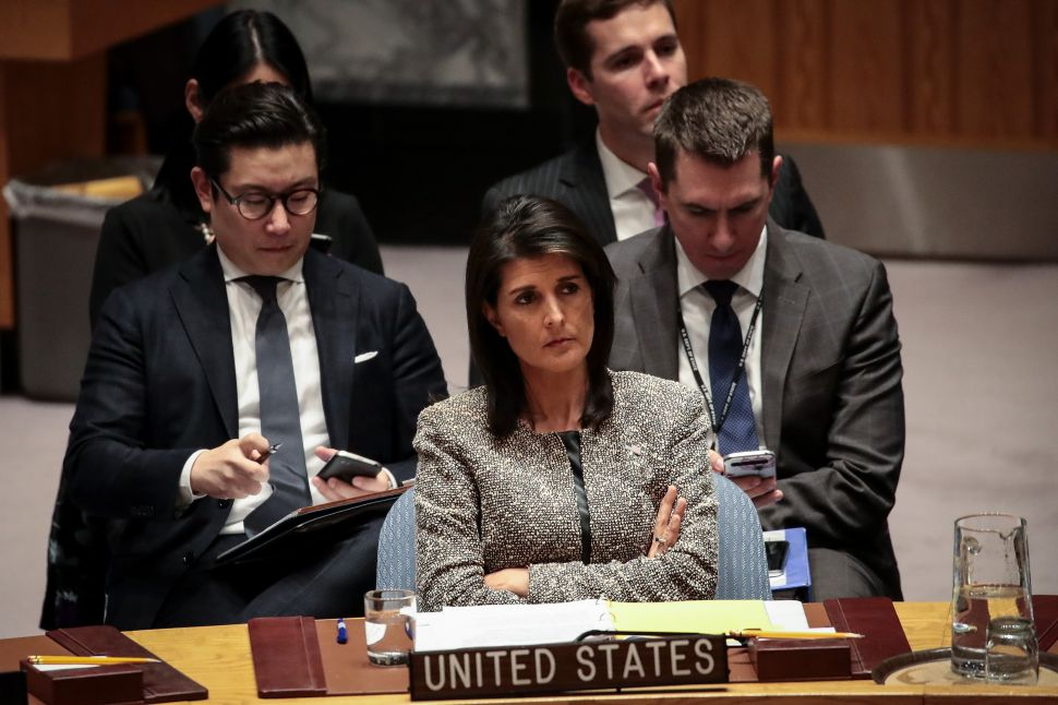 Nikki Haley Breaks With Donald Trump Over Sexual Assault Allegations