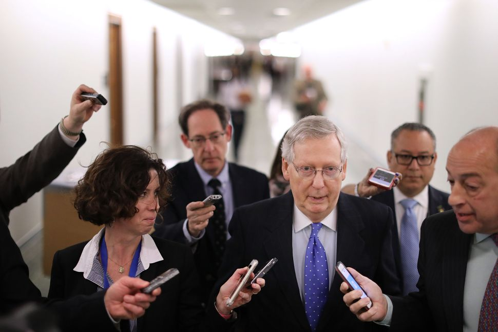 GOP Screws Middle Class, Throws Democrats a Lifeline