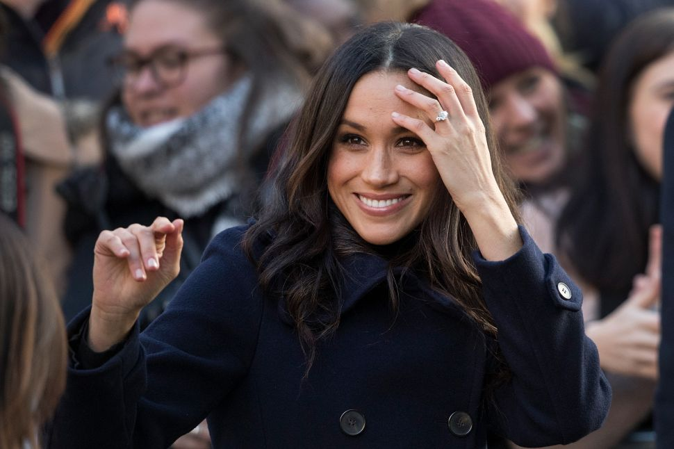 Meghan Markle's First Official Appearance Was Hallmark Movie-Worthy