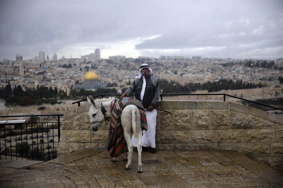 Trump Declaration on Jerusalem May Help Middle East Peace Process