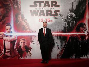 'Star Wars: The Last Jedi' Rian Johnson Female Star Wars Director