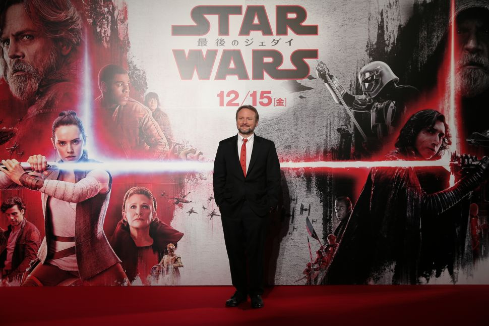 Rian Johnson Says 'It's Time' for a Female 'Star Wars' Director