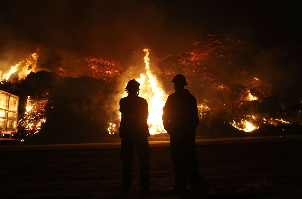 What's Impacted by the California Wildfires—and How You Can Help