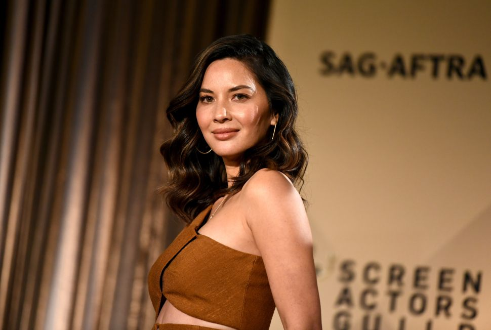 Olivia Munn Slams Woody Allen's Hollywood 'Witch Hunt' Comments